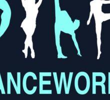 DanceWorks Sticker No Border Sticker