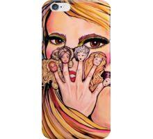 Barbie Fingers iPhone Case/Skin