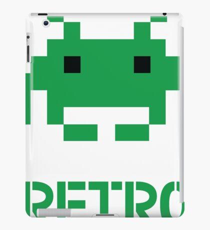 Retro - Invader iPad Case/Skin