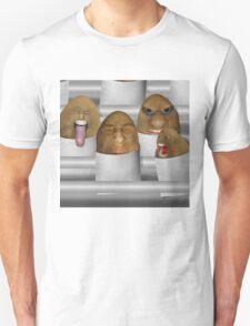 Potatoes on the Line Unisex T-Shirt