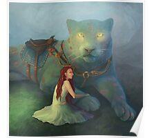 Altai Princess Poster