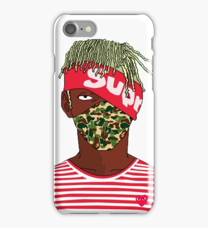 Lil Kakashi Uzi iPhone Case/Skin