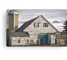 Maine Farm Barn Canvas Print