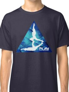 PLAY - Blue Trigon Classic T-Shirt