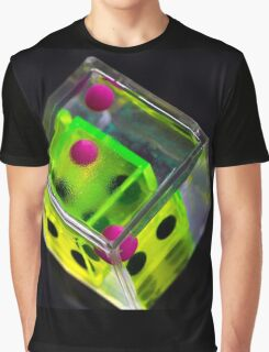 Cubic Graphic T-Shirt