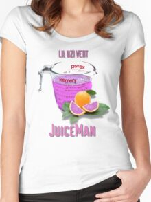 Juice Man Women's Fitted Scoop T-Shirt