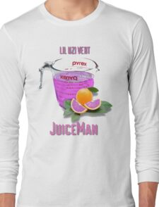 Juice Man Long Sleeve T-Shirt