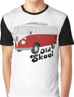 Old-Skool Graphic T-Shirt