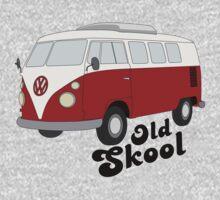Old-Skool Kids Tee