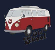 Old-Skool Baby Tee