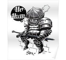 Ho-Hum Poster