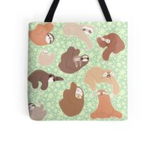Sloth-mania Tote Bag