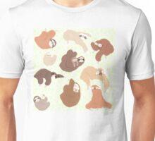 Sloth-mania Unisex T-Shirt