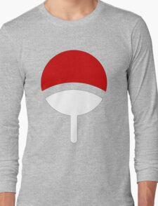 *Uchiha Clan Logo* Long Sleeve T-Shirt