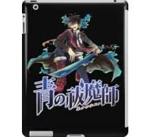 rin demon slayer iPad Case/Skin