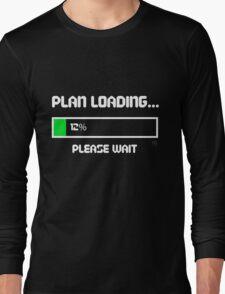 12 Percent of a Plan Long Sleeve T-Shirt
