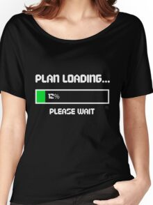 12 Percent of a Plan Women's Relaxed Fit T-Shirt