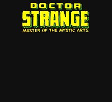 Doctor Strange - Classic Title - Clean Unisex T-Shirt