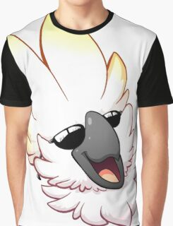 Fabulous Cockatoo Graphic T-Shirt