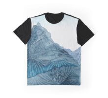 A Painting of a Landscape that Doesn't Exist Graphic T-Shirt