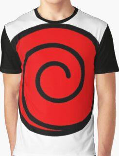 *Uzumaki Clan Logo * Graphic T-Shirt