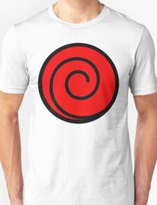 *Uzumaki Clan Logo * Unisex T-Shirt