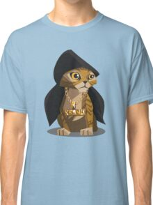 Cute Gangster Kitty Classic T-Shirt