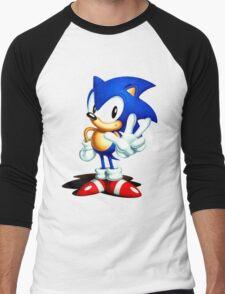 Sonic 3 Men's Baseball ¾ T-Shirt