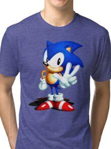 Sonic 3 Tri-blend T-Shirt