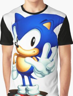 Sonic 3 Graphic T-Shirt