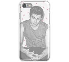 Dylan O'Brien Starry Night Merchandise iPhone Case/Skin
