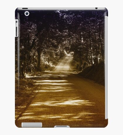 Forest Mystery iPad Case/Skin
