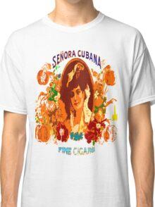 SENORA CUBANA  Classic T-Shirt