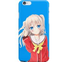 charlotte looking beautiful iPhone Case/Skin