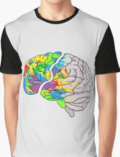 Lobotomy Tops Graphic T-Shirt