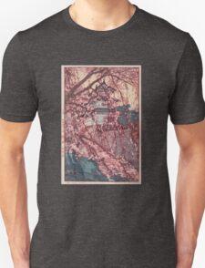 Hirosaki Castle - Yoshida Hiroshi Unisex T-Shirt