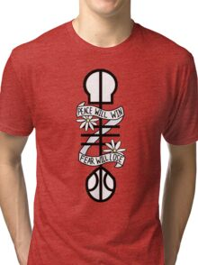Peace/Fear Tri-blend T-Shirt