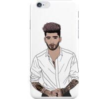 Zayn Malik Digital Art iPhone Case/Skin