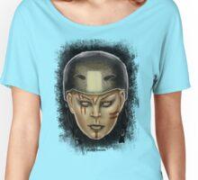 Roller Derby Warrior Girl Women's Relaxed Fit T-Shirt