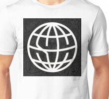 around the world and back  Unisex T-Shirt