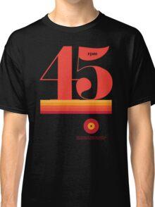 45rpm Classic T-Shirt
