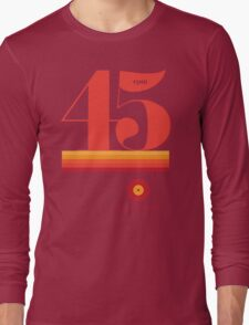 45rpm Long Sleeve T-Shirt