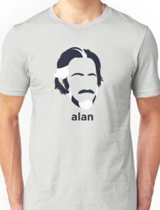 Alan Watts (Hirsute History) Unisex T-Shirt