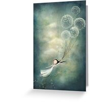 Away with the fairies  Greeting Card