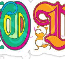 Love Design Art Gifts Sticker