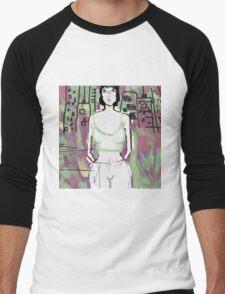 Lonely Girl Men's Baseball ¾ T-Shirt