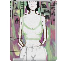 Lonely Girl iPad Case/Skin