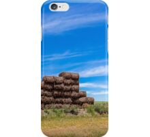 Stacks of Hay iPhone Case/Skin