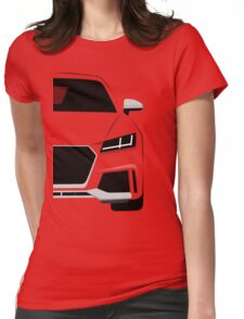 Coupe Front-end Womens Fitted T-Shirt