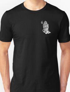 SIX GOD PRAYING HANDS - OVO / DRAKE TSHIRT (HIGHEST QUALITY ON SITE) T-Shirt